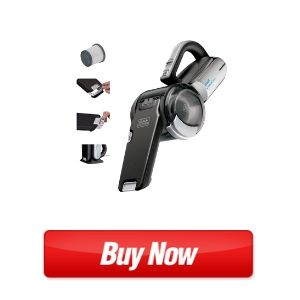 BLACK+DECKER 20V Max Handheld Vacuum, Cordless (BDH2000PL)