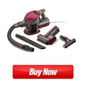 Shark Rocket Ultra-Light With TruePet Mini Motorized Brush And 15-foot Power Cord Hand Vacuum (HV292)