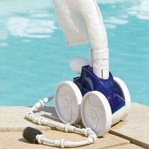 What Is The Pressure Side Pool Cleaners