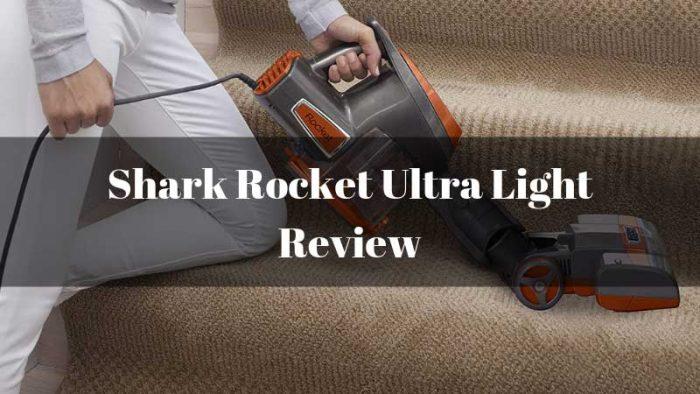 Shark Rocket Ultra Light Upright Reviews