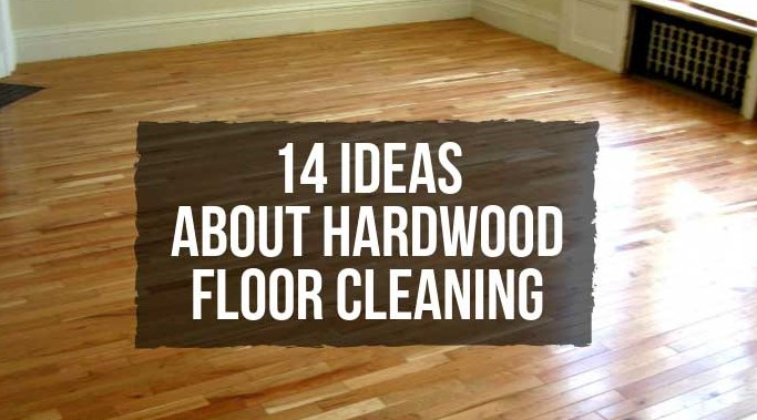 Hardwood Floor Cleaning Ideas