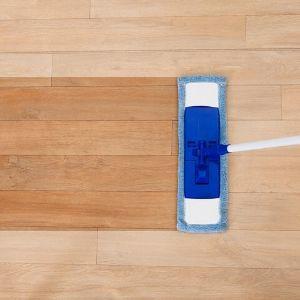 How To Clean Hardwood Floor