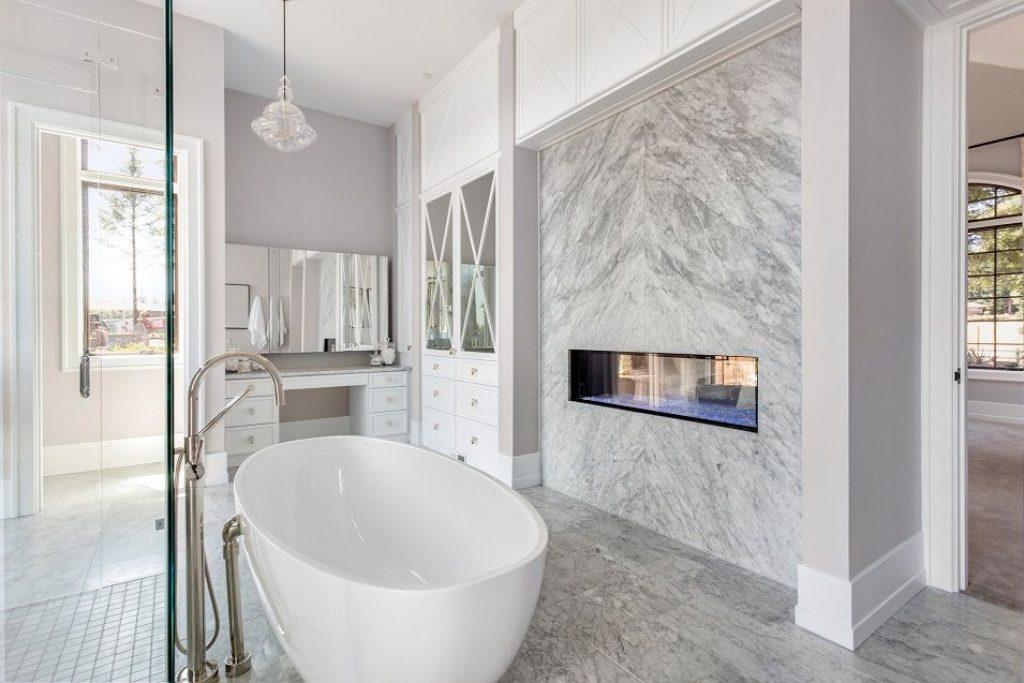 Small Bathroom Flooring Ideas Linea