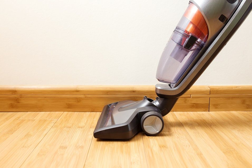 hardwood floor vacuum cordless