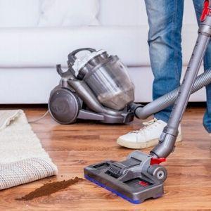 Laminate Floors cleaning