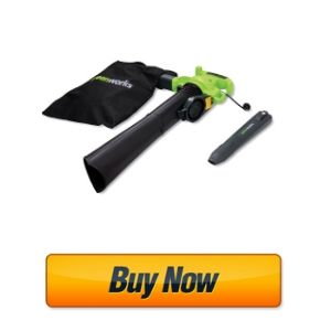 Greenworks 24072 12A 235MPH Variable Speed Corded Blower