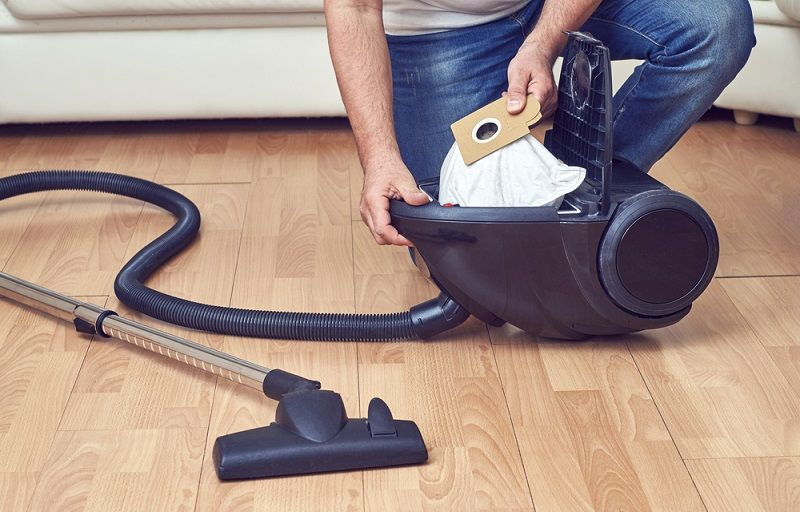 bagged vacuum cleaners walmart
