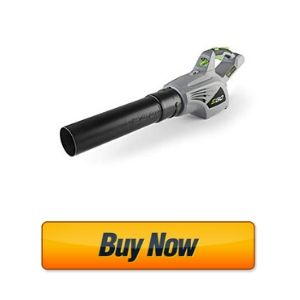 EGO Power+ 480 CFM 3-Speed Turbo 56-Volt Lithium-ion Cordless Electric Blower