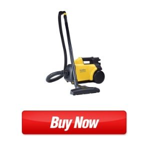 Eureka Mighty Mite 3670G Corded Canister Vacuum Cleaner for tile floor