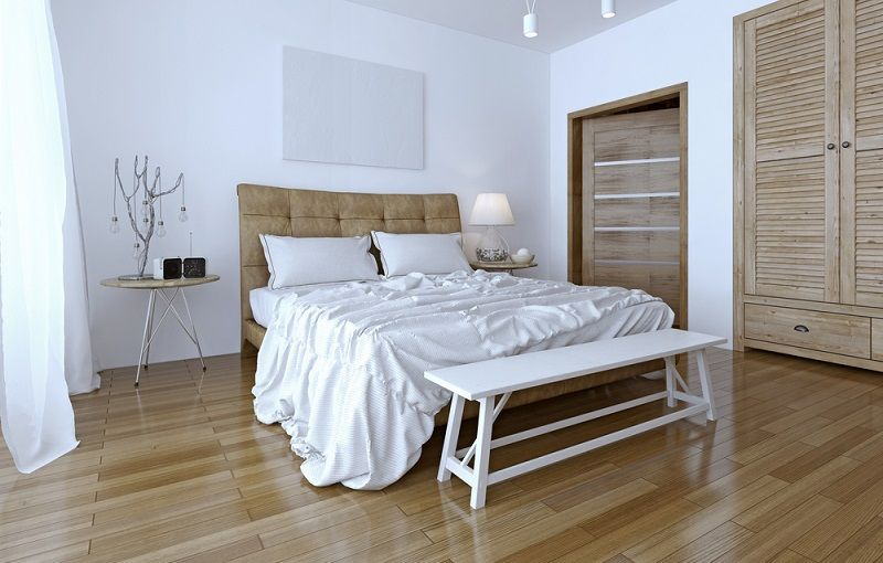 bedroom carpet vs laminate flooring