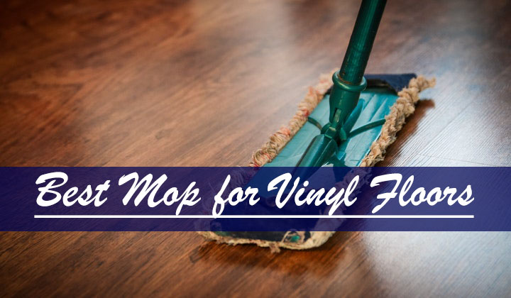 vinyl floor mop review