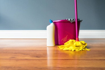 benefits for vinyl floor mop