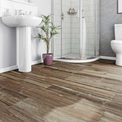 Waterproof Bathroom Flooring Ideas