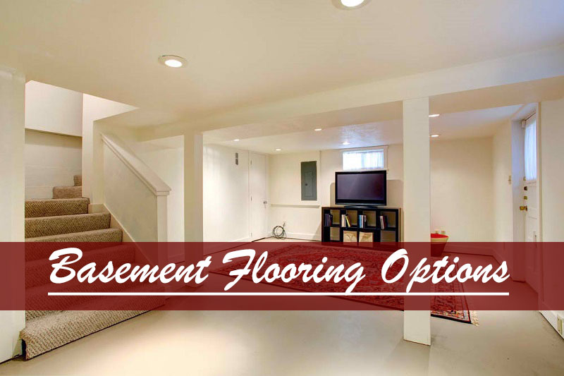 best type of flooring for basement