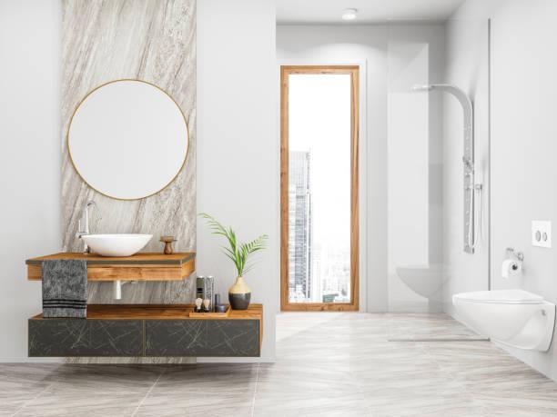 Bathroom Shower Flooring Options