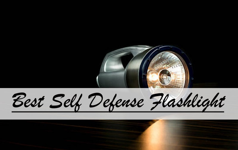self defense flashlight blind