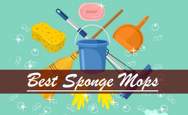 sponge mop reviews