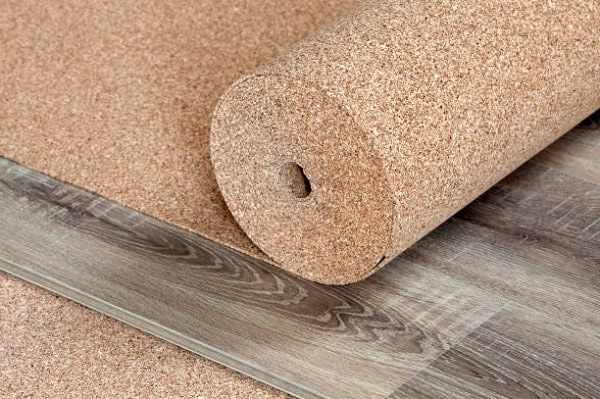 Cork Underlayment: Function And Uses