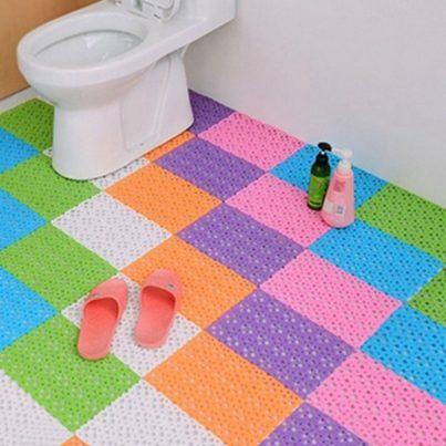 Waterproof Carpet Tiles For Bathroom