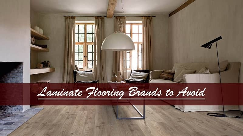 worst laminate flooring