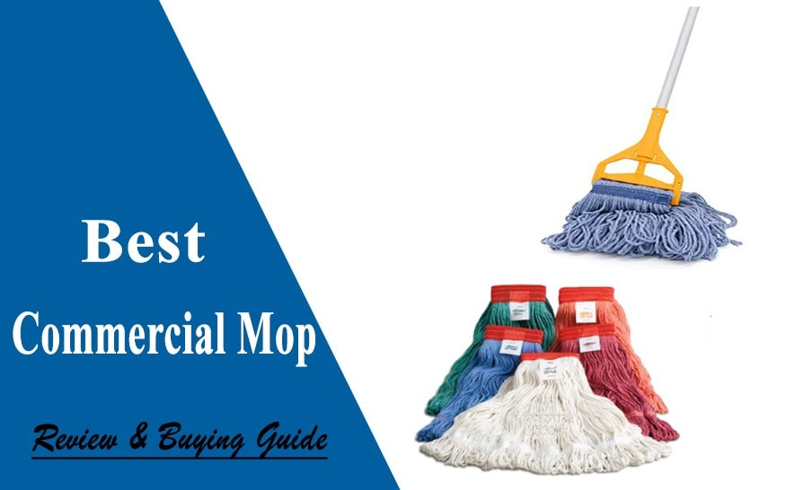 commercial mop heads