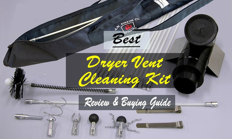 professional dryer vent cleaning kit