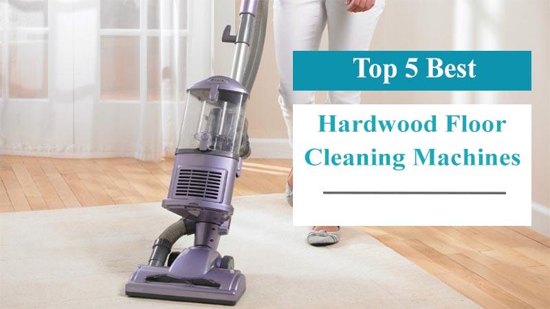 multi floor cleaner machine