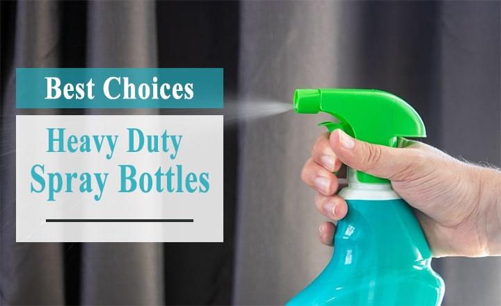 heavy duty spray bottle
