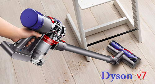 dyson vacuum v7