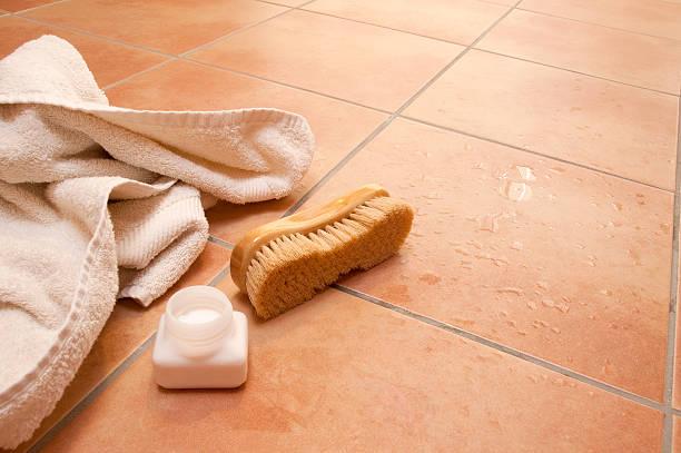Basement Tile Floor Sweating