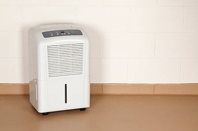 Using A Fan With A Dehumidifier