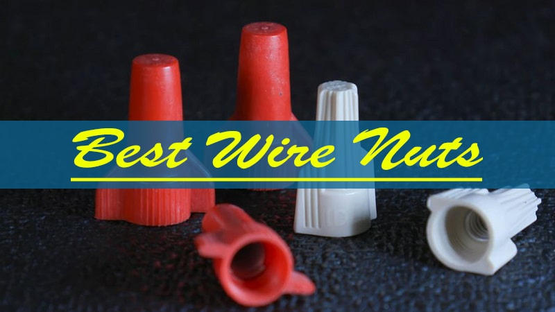 different types of wire nuts