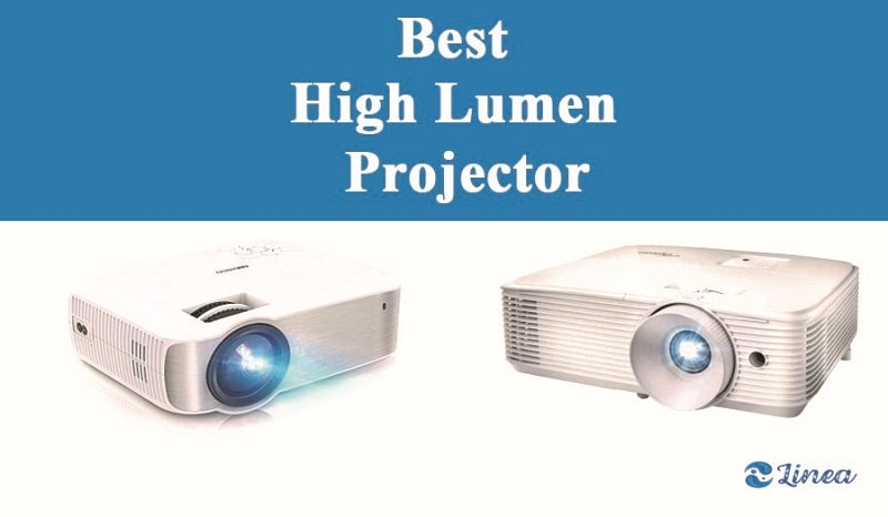 high lumen projector