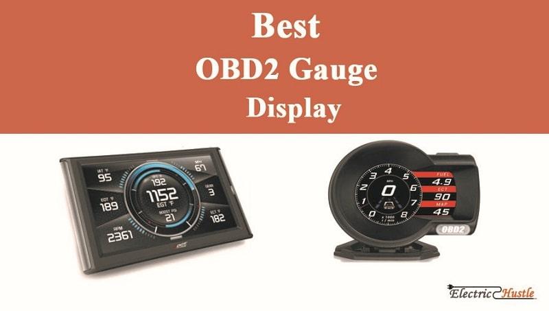 obd2 display screen