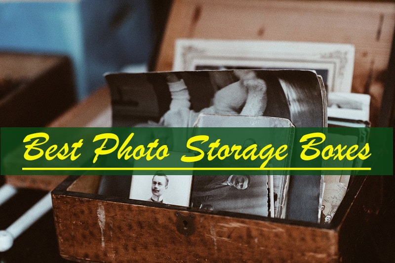 Best Photo Storage Boxes