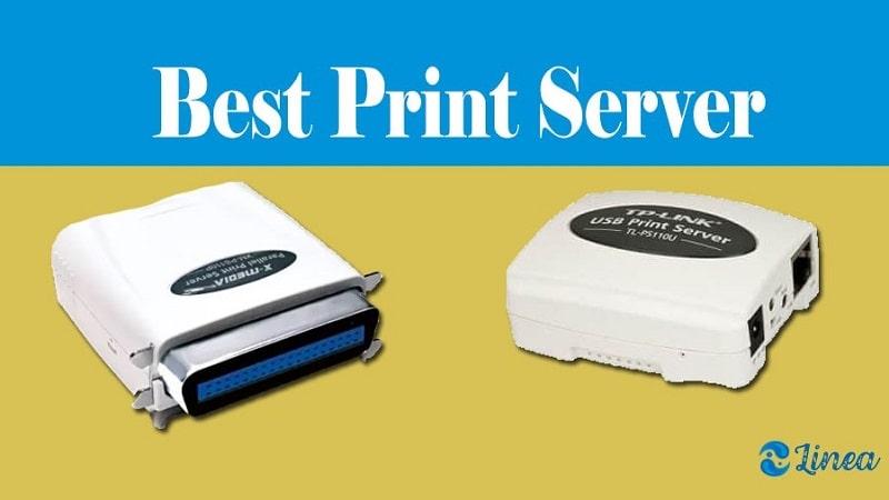 startech print server