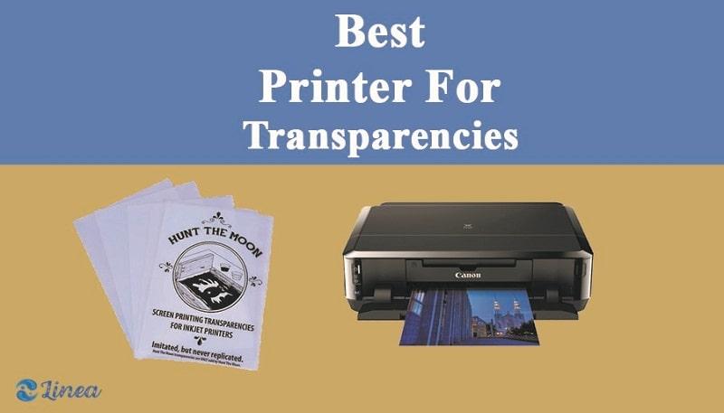 printer transparency film