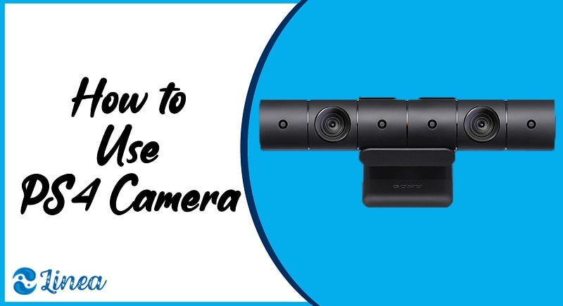 how to use ps4 camera on pc