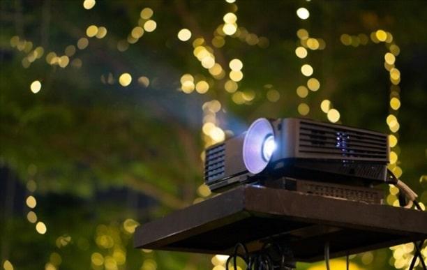 best lumens for outdoor projector