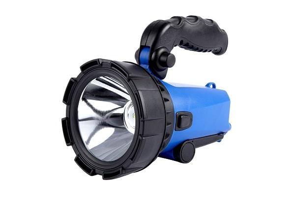 best rechargeable spotlight