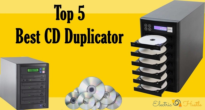 best cd duplicator