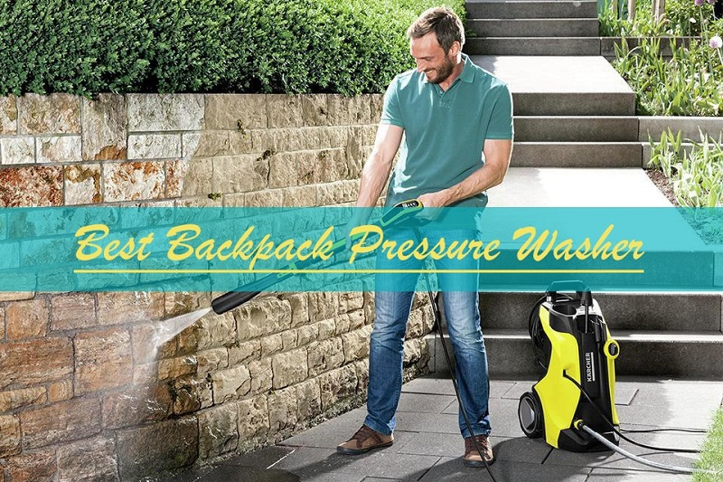 best backpack pressure washer