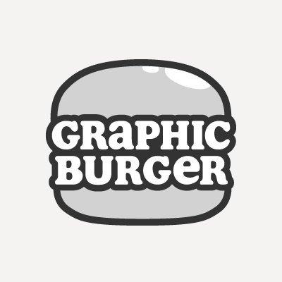 graphicburger logo mockup