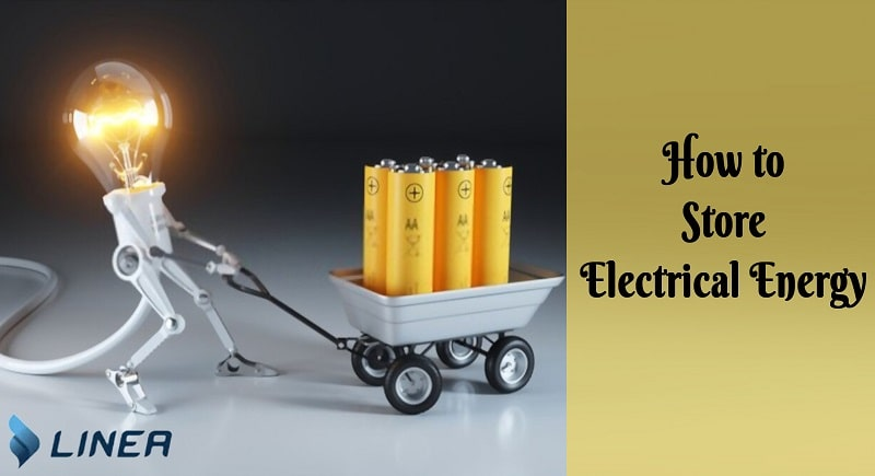 way to store electrical energy