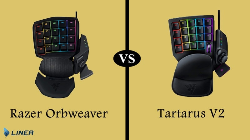 razer orbweaver vs tartarus v2