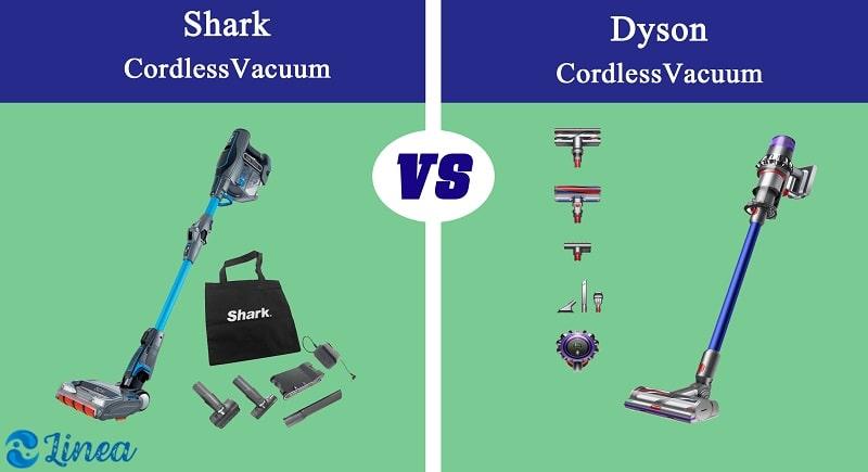 shark vs dyson, the real truth