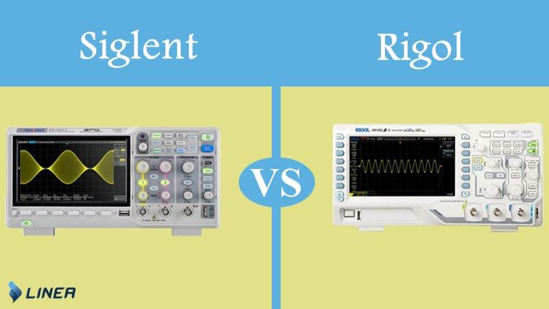 siglent vs rigol reviews & comparison