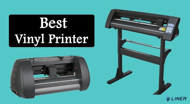 vinyl sticker printer and cutter